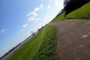 Hardlopen op de weg vs hardlopen in het water