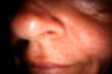 Neus voor neusademhaling bij hardlopen